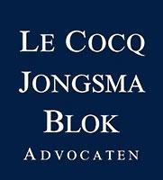 logo lecocq jongsma blok advocaten