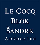 logo Le Cocq Blok Šandrk 2020